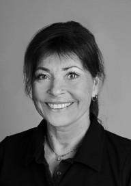 Porträtt Margareta Runmon-Hasselgren