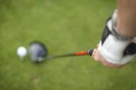 Golf närbild
