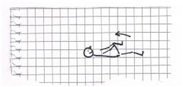 Stretchövning 1 - Sätesmuskler