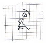 Stretchövning 2 - Baksida lår