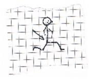 Stretchövning 4 - Höftböjare